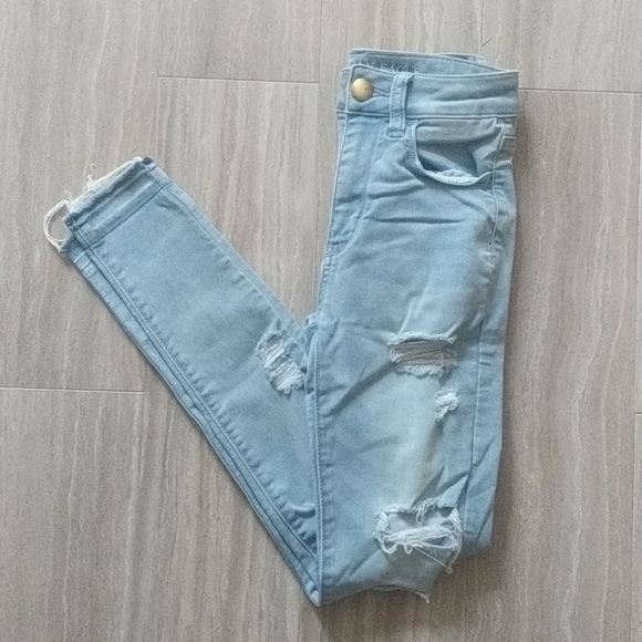 AEO Ripped Jeans